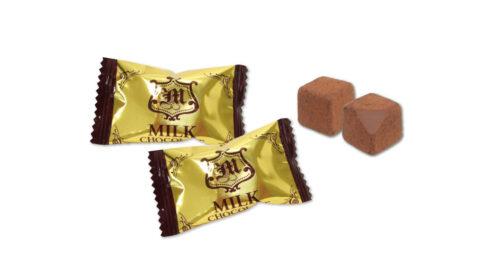 なめらかミルク生チョコ仕立てピロ(賞味期限入)